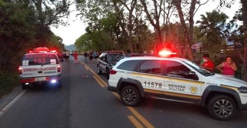 Quatro pessoas morrem e outras quatro ficam feridas em acidente de trânsito