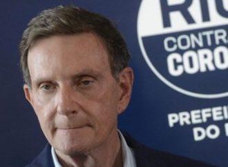 Prefeito do Rio de Janeiro Marcelo Crivella é preso em operação contra 'QG da propina'. Saiba mais: