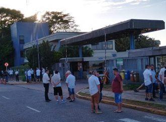 SEM ÔNIBUS: funcionários da Sogal seguem em greve em Canoas