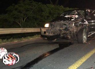 Motorista confirma ultrapassagem antes de acidente com duas mortes em Nova Santa Rita