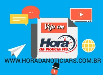 Informativo da Prefeitura de Porto Alegre sobre o temporal