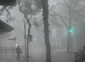 ATENÇÃO: tem alerta de temporal com granizo e ventos de até 100km/h nas próximas horas
