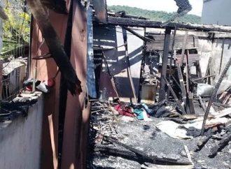 Incêndios que seriam criminosos deixaram 17 pessoas desabrigadas e uma em estado grave