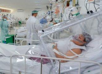 Estado tem recorde de paciente com covid em UTIs e 130 mortes confirmadas em 24 horas. Saiba mais: