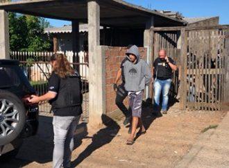 Preso traficante que expulsava moradores de casa no Mathias Velho, em Canoas