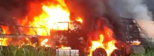 Comoção marca o enterro das três crianças que morreram em incêndio