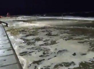 [Alerta] Mar ficará muito agitado entre esta sexta-feira e sábado