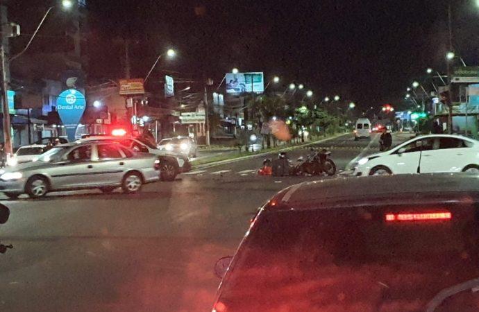 Acidente em Gravataí deixa um motoqueiro morto