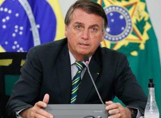 """""""Não temos dinheiro em caixa"""", diz Bolsonaro sobre auxílio emergencial Saiba mais:"""