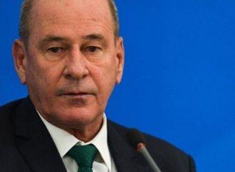Ministro General Fernando Azevedo e Silva deixa o governo