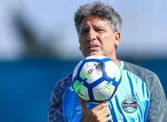 Atenção torcedor tricolor! Renato Portaluppi não é mais técnico do Grêmio. Saiba mais: