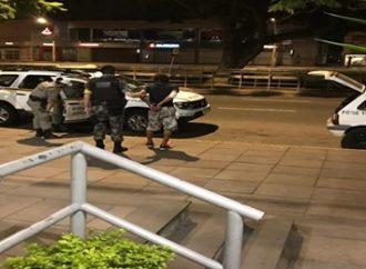 Homem é preso por furto e arrombamento no bairro Centro Histórico. Saiba mais: