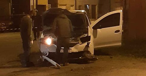Preso criminoso que invadiu revenda, roubou carro e matou pedestre