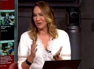 Muito emocionada, Maria Beltrão chora ao vivo ao noticiar caso Henry Veja o vídeo: