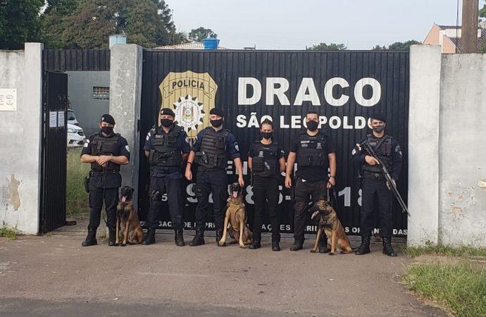 POLÍCIA CIVIL: Operação Permeare