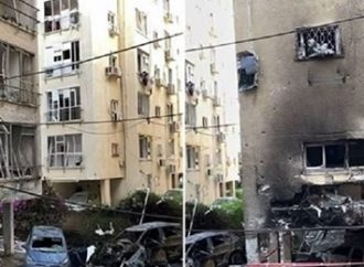 Jogador brasileiro tem casa atingida por míssil em Israel. Saiba mais: