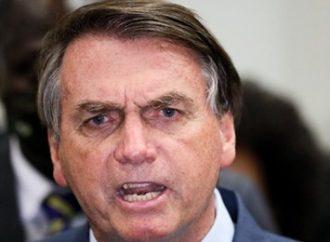 O Presidente Jair Bolsonaro sugere que, quem não estiver satisfeito com auxílio emergencial, peçam empréstimos