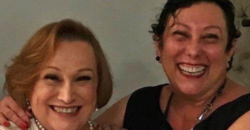 Filha de Nicette Bruno, Barbara Bruno é intubada com COVID-19
