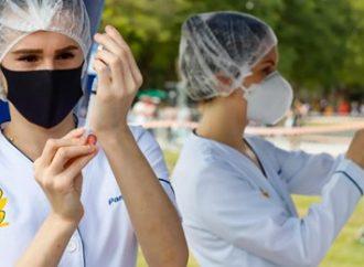 Pessoas com deficiência apartir de 18 anos ja podem tomar a vacina contra o covid em Porto Alegre