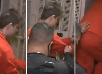 Jovem que matou cinco em creche tem reação impactante na prisão