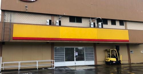 Supermercado Asun fecha filial em Canoas