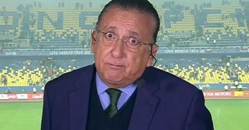 Galvão Bueno tem contas bloqueadas pela Justiça por causa de dívida milionária