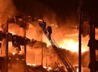 URGENTE: encontrado um dos bombeiros desaparecidos após incêndio na SSP