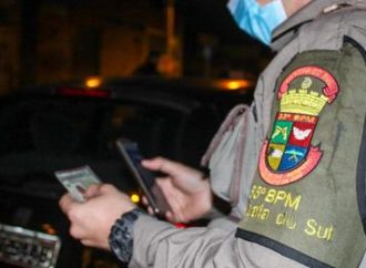 """""""Machão"""" espanca mulher em Sapucaia do Sul e acaba preso"""