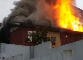 Bebê morre em incêndio, no interior do RS