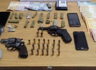 Traficante cadeirante troca tiros com a Brigada Militar e acaba preso