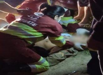 PM baleado ao atender ocorrência de briga familiar passa por cirurgia de emergência em SC