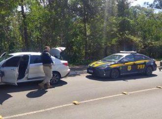 Após intensa perseguição, PRF prende criminoso por receptação em São Leopoldo