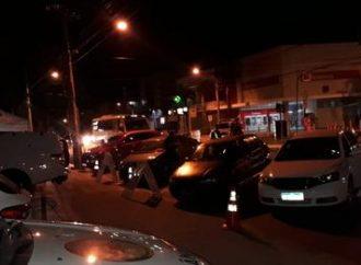 Balada Segura aborda mais de 300 veículos na Boqueirão, em Canoas